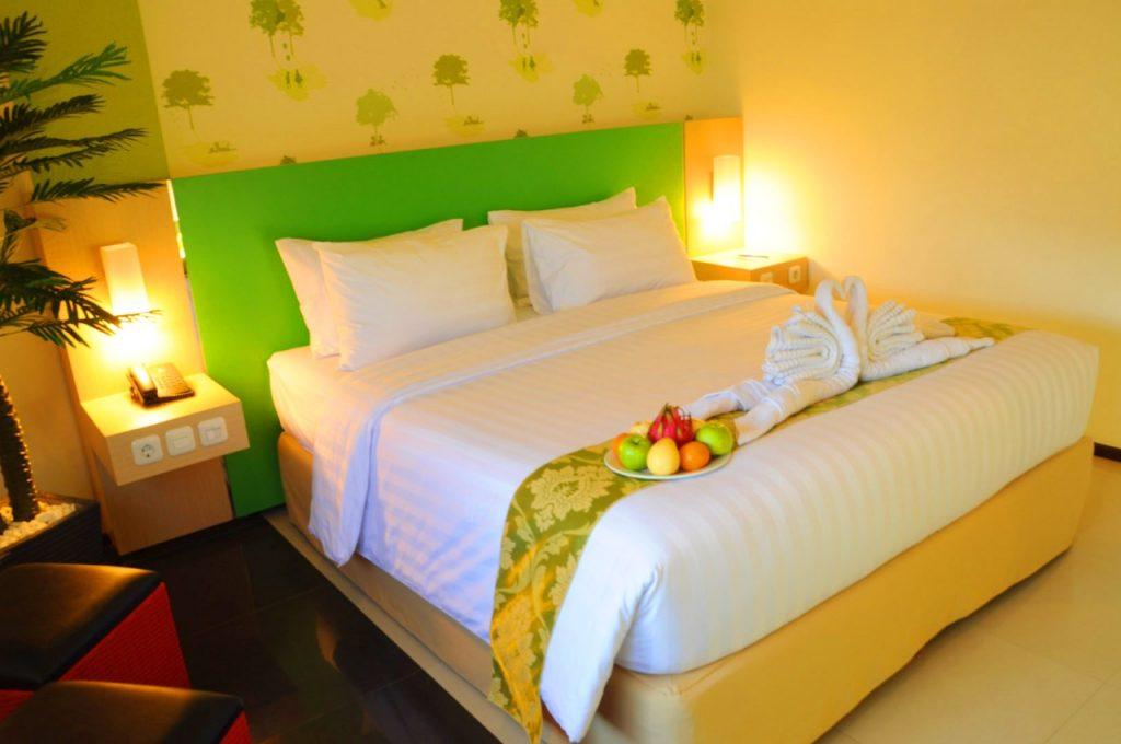 Suasana Kamar hotel Royal Park