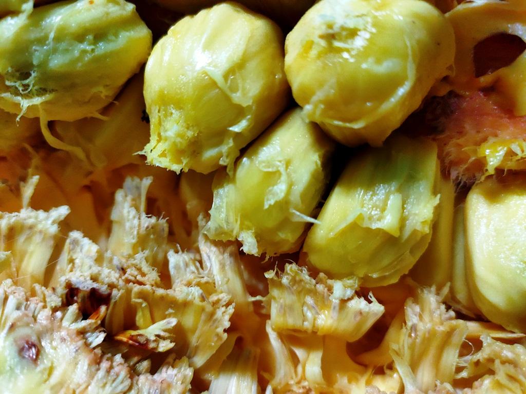 Daging buah cempedak