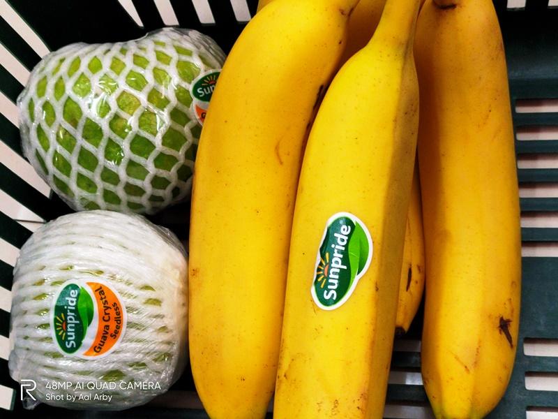 Produk buah segar Sunpride selalu jadi pilihan untuk mendukung new normal masa pandemi I Dokuemtasi Pribadi