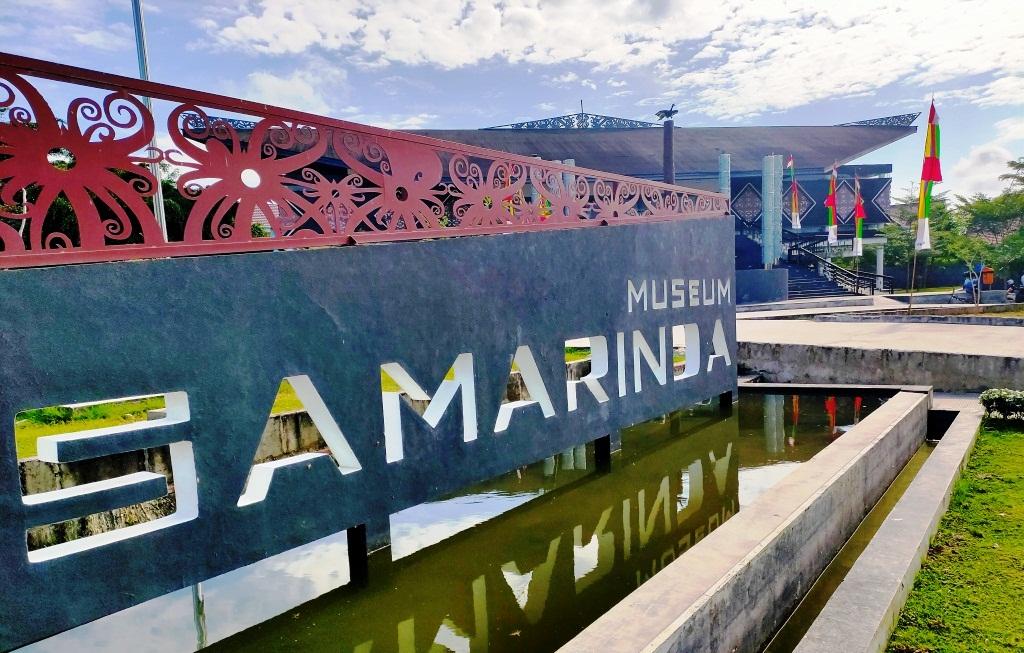 Museum Samarinda yang memajang banyak galeri budaya Samarinda I Dokumentasi Pribadi