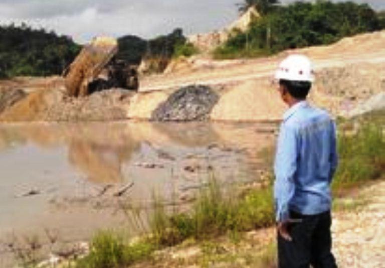 sustainable investing memerlukan tindakan nyata dalam mereklamasi lahan eks tambang