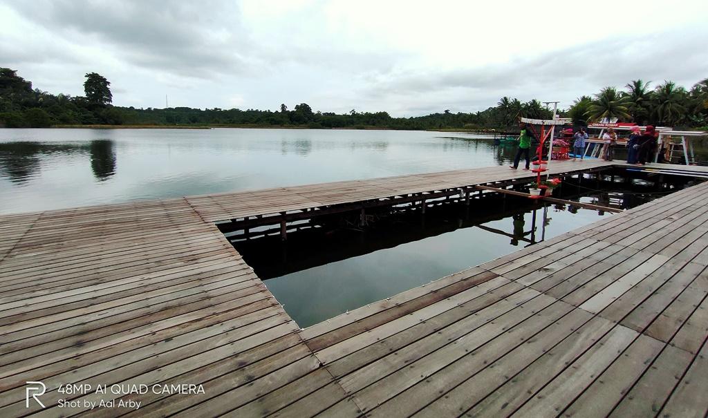 Taman Gubang, wisata lubang tambang desa Loa Ulung Kaltim I Dokumentasi Pribadi